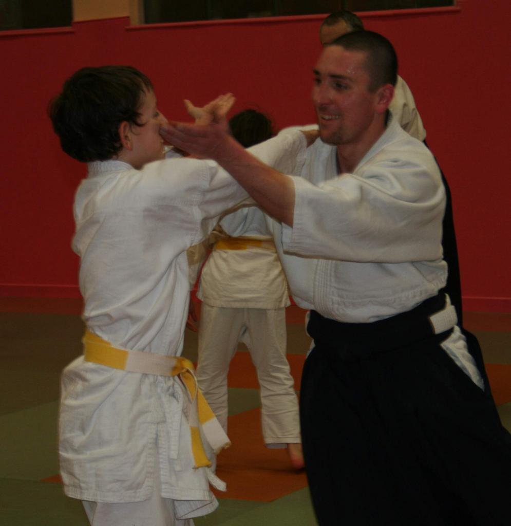 cours commun : Jeune et Adulte 15 février 2013