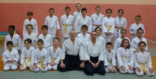 Section jeunes saison 2015 2016